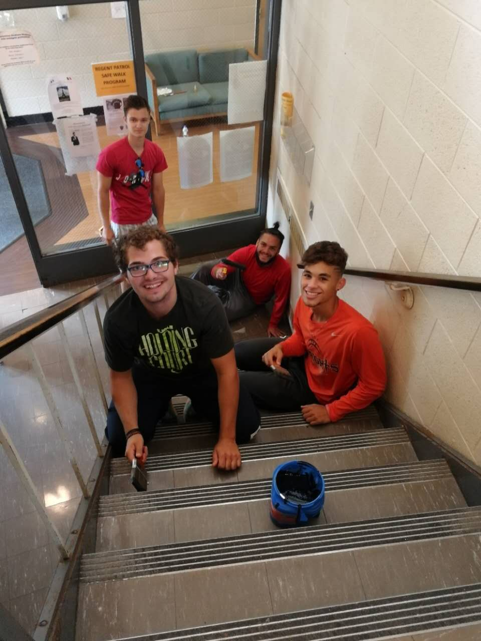Rockford University Plunge