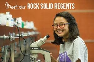 Meet Our Rock Solid Regents