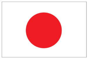Japan--with border