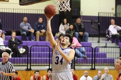 Tony Diemer Regents Basketball