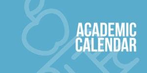 Academic Calender